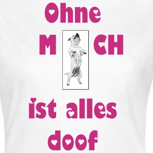 Staffordshire Bullterrier Shirt - Frauen T-Shirt