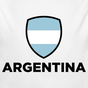 National Flag of Argentina Baby Bodysuits - Longlseeve Baby Bodysuit