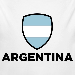 National Flag of Argentina Babybody - Økologisk langermet baby-body
