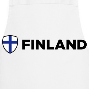 National Flag of Finland Forklær - Kokkeforkle