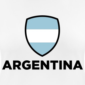 National Flag of Argentina T-Shirts - Women's Breathable T-Shirt