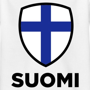 National Flag of Finland Shirts - Kids' T-Shirt