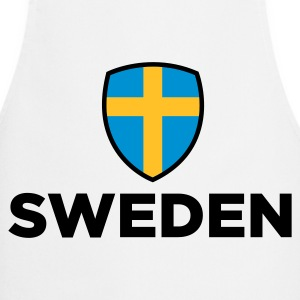 National flag of Sweden  Aprons - Cooking Apron