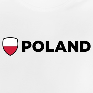 National Flag of Poland Baby Shirts  - Baby T-Shirt