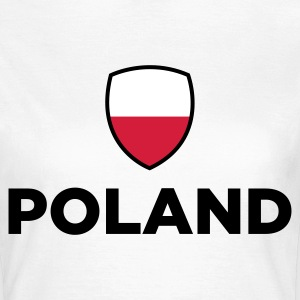 National Flag of Poland T-Shirts - Women's T-Shirt