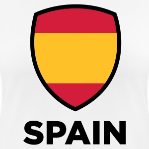 National Flag of Spain T-Shirts - Women's Breathable T-Shirt