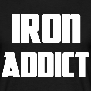Iron T-shirts - Mannen T-shirt