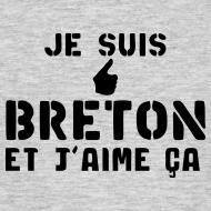 Motif ~ je suis Breton et j'aime ça