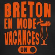 Motif ~ Breton en mode vacances
