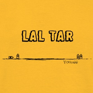 LAL TAR - tag - T-shirt Homme
