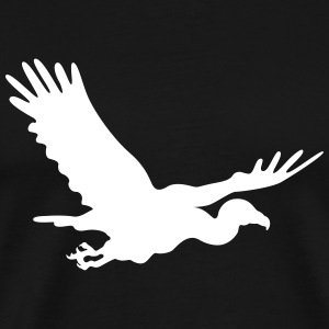 vulture T-Shirts - Men's Premium T-Shirt
