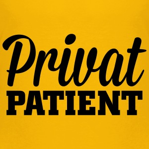 Privatpatient T-Shirts - Teenager Premium T-Shirt