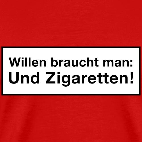 Willen und Zigaretten Zitat Kanzler Helmut Schmidt