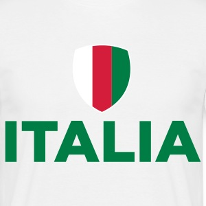 National flag of Italy T-Shirts - Men's T-Shirt