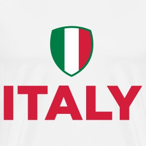 National flag of Italy T-Shirts - Men's Premium T-Shirt