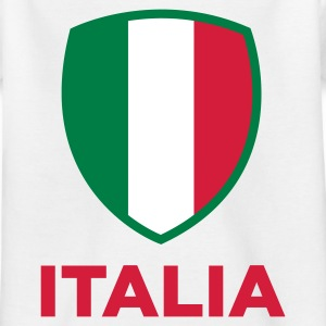National flag of Italy Shirts - Kids' T-Shirt