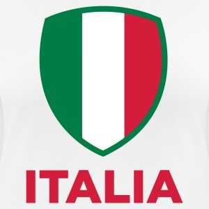 National flag of Italy T-Shirts - Women's Breathable T-Shirt