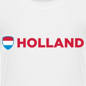 Nationale vlag van Nederland Shirts - Teenager Premium T-shirt