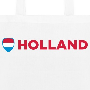 National Flag of Netherlands Bags & Backpacks - EarthPositive Tote Bag