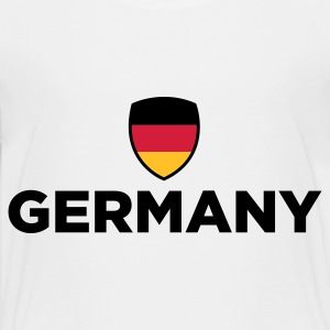 National flag of Germany Shirts - Teenage Premium T-Shirt
