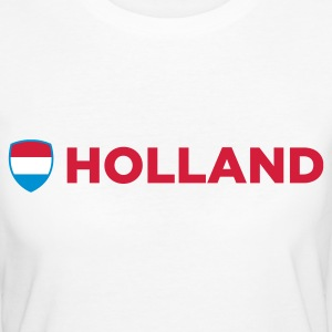 National Flag af Holland T-shirts - Organic damer