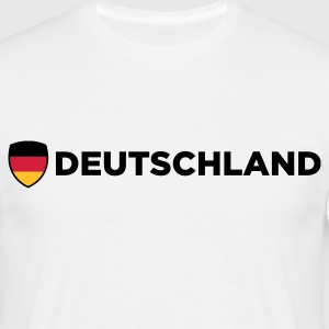 National flag of Germany T-Shirts - Men's T-Shirt