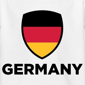 National flag of Germany Shirts - Kids' T-Shirt