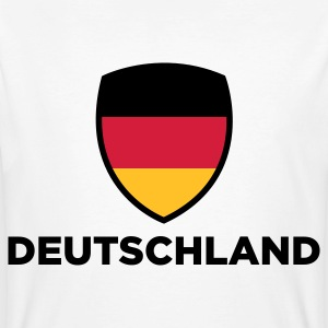 National flag of Germany T-Shirts - Men's Organic T-shirt