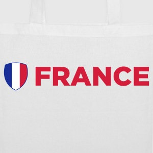 National Flag of Frankfreich Bags & Backpacks - Tote Bag