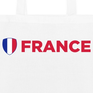 National Flag of Frankfreich Bags & Backpacks - EarthPositive Tote Bag