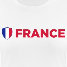 National Flag of Frankfreich T-Shirts