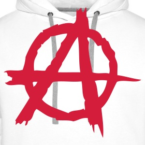 Anarchy Hoodies & Sweatshirts - Men's Premium Hoodie