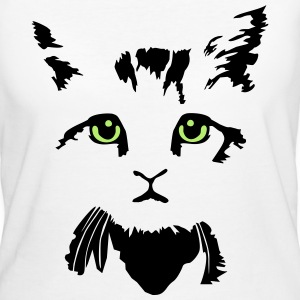 bébé chat - baby cat - 2 colours Tee shirts - T-shirt Bio Femme