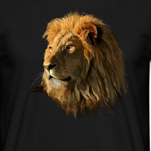 Lion T-shirts - Mannen T-shirt