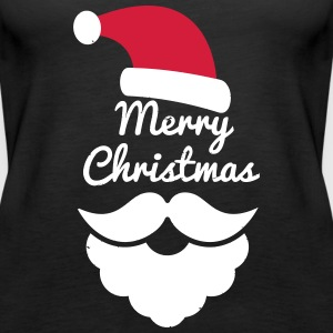 Merry Christmas Top - Canotta premium da donna