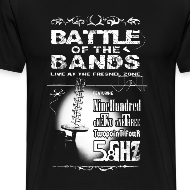 Battle of the Bands Blanco