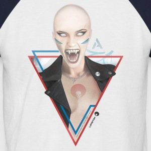 Vampire - Men's Baseball T-Shirt