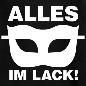 Sm Alles im Lack ! T-Shirts - Teenager T-Shirt