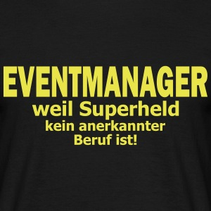 eventmanager T-Shirts - Männer T-Shirt