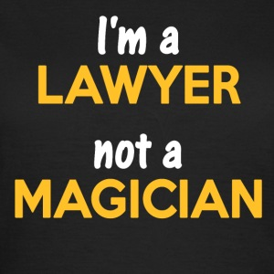 Lawyer Magician white - T-shirt Femme