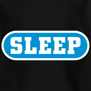 Sleep Button Shirts - Teenage T-shirt