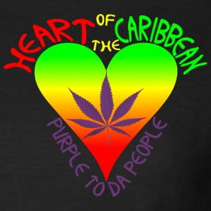 HEART OF THE CARIBBEAN (B&F) - Frauen T-Shirt
