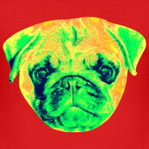pug T-shirts - slim fit T-shirt