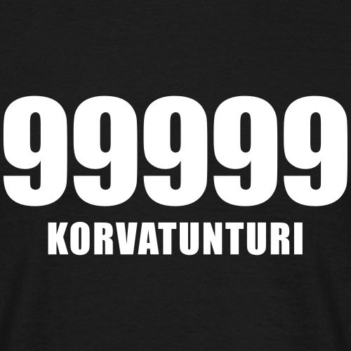 99999 KORVATUNTURI