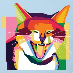Colorful Cat Shirts - Kids' Organic T-shirt