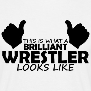 brilliant wrestler T-Shirts - Men's T-Shirt