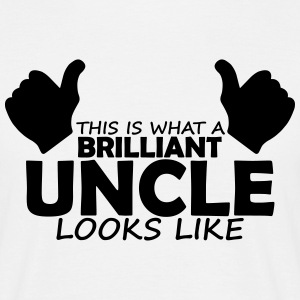 brilliant uncle T-Shirts - Men's T-Shirt