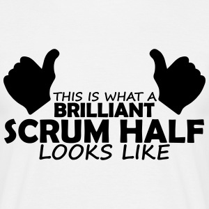brilliant scrum half T-Shirts - Men's T-Shirt