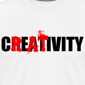 Creativity T-Shirts - Men's Premium T-Shirt