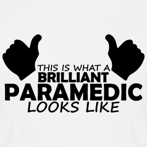 brilliant paramedic T-Shirts - Men's T-Shirt